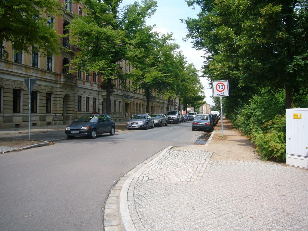 Sanierung der Straßen am Bonhoefferplatz und der Leumerstraße