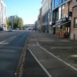 Fußweg zwischen Reisewitzer Straße und Gröbelstraße