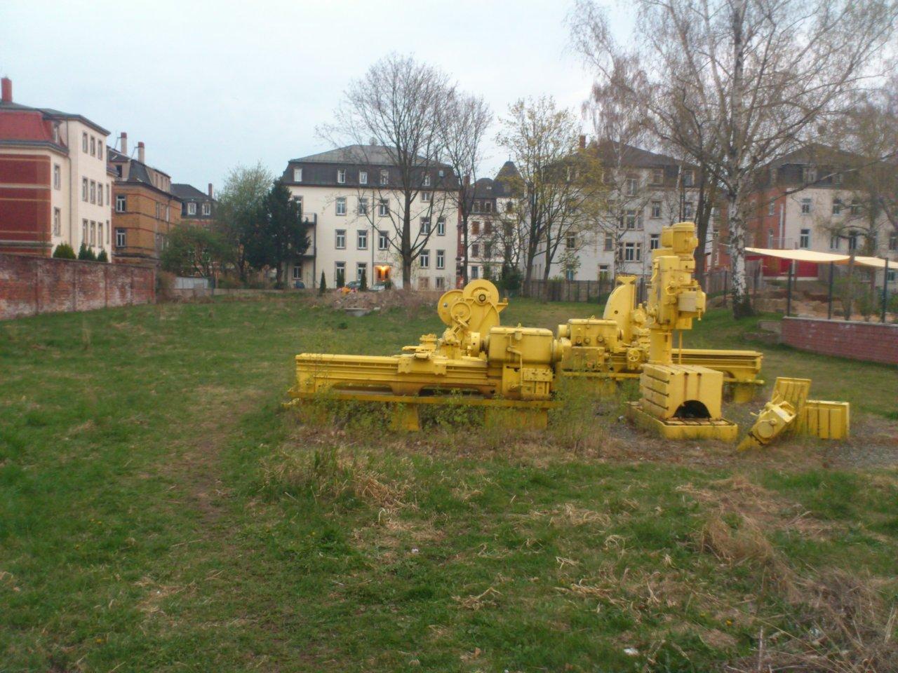 Löbtau bekommt einen neuen Park!
