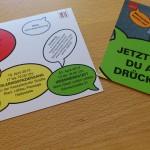 Urbanofeel Postkarten zur Aktion