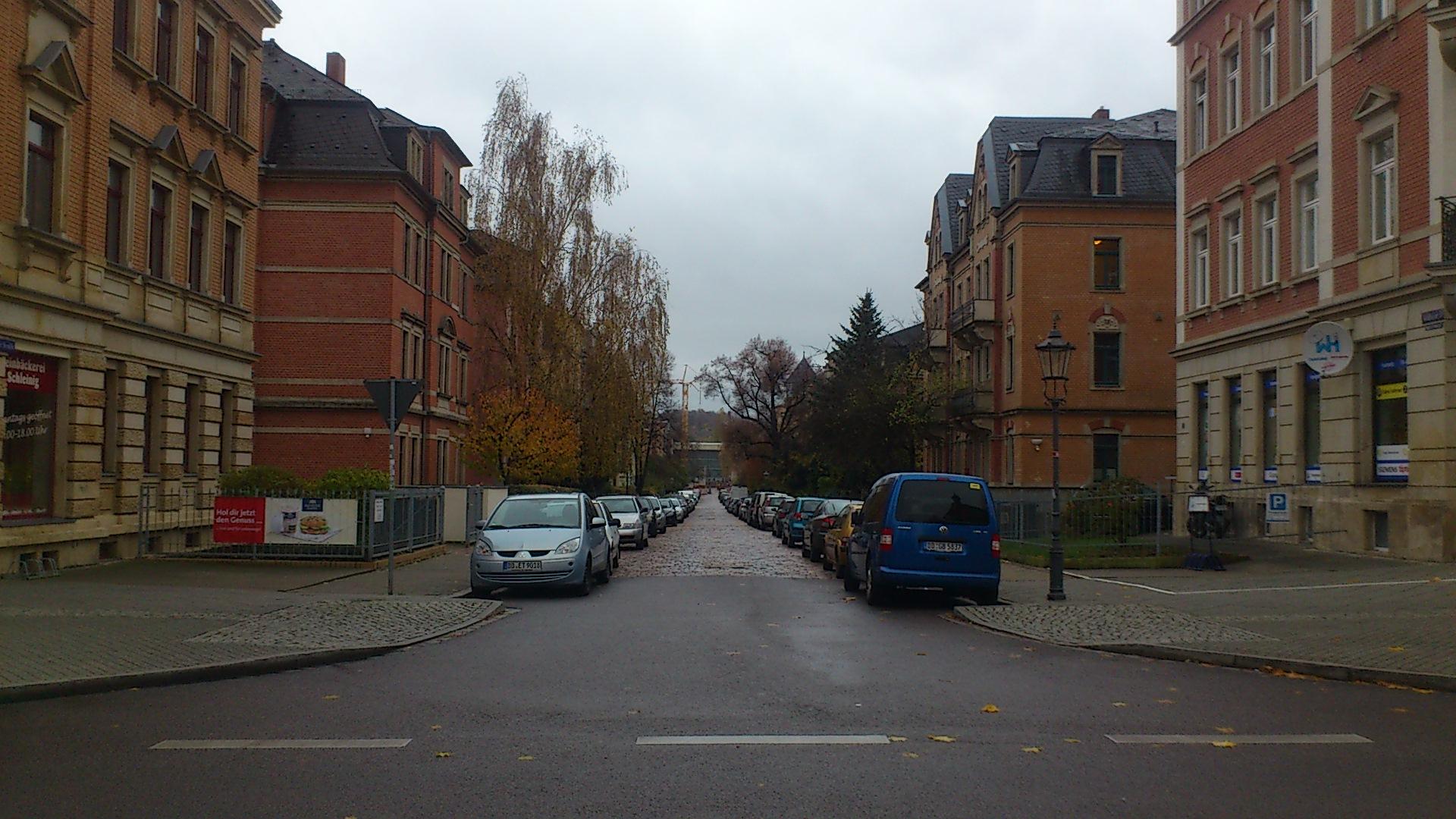 Waldheimer Straße wird saniert!