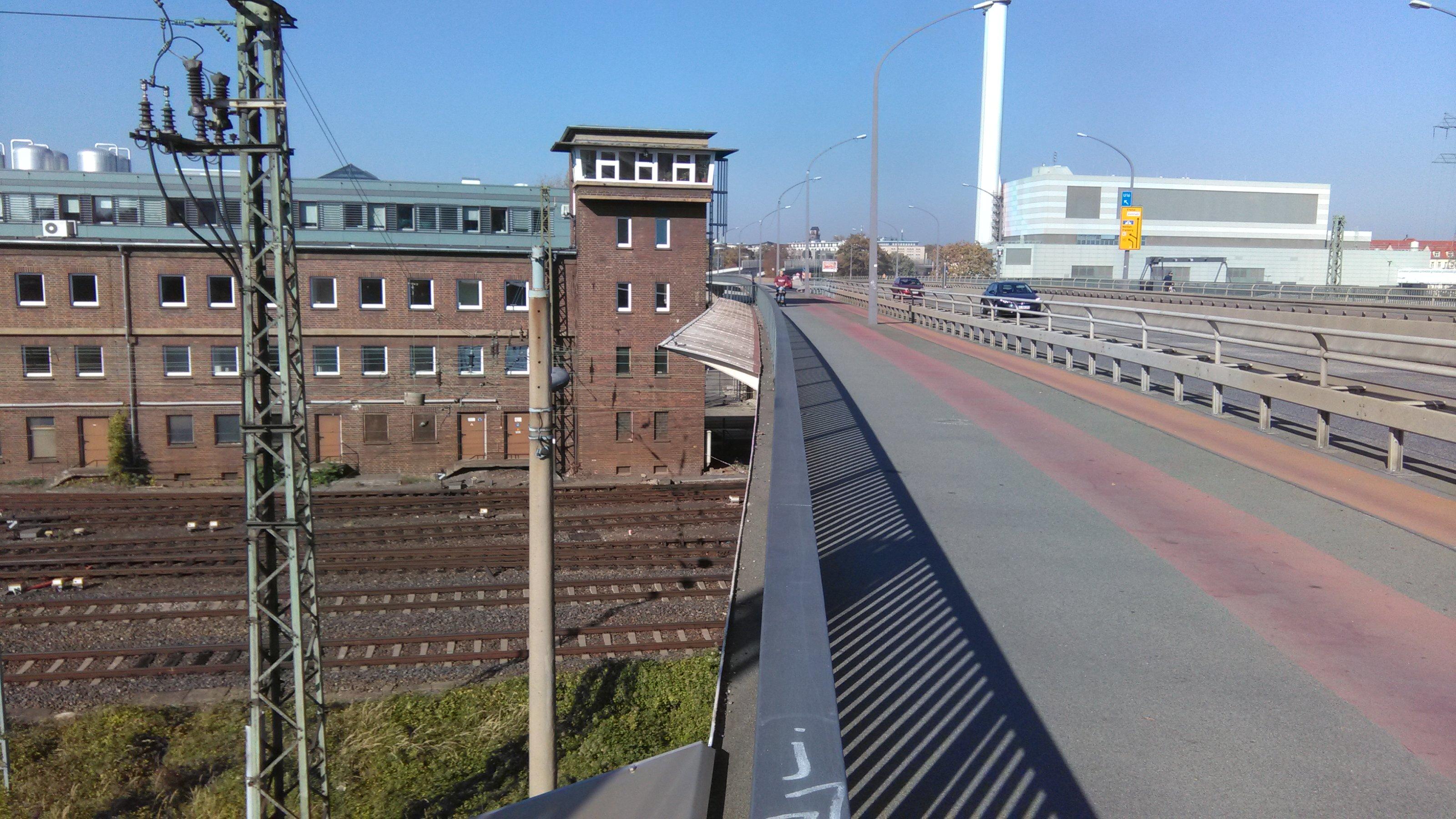 Nossener Brücke erhält S-Bahn Haltepunkt