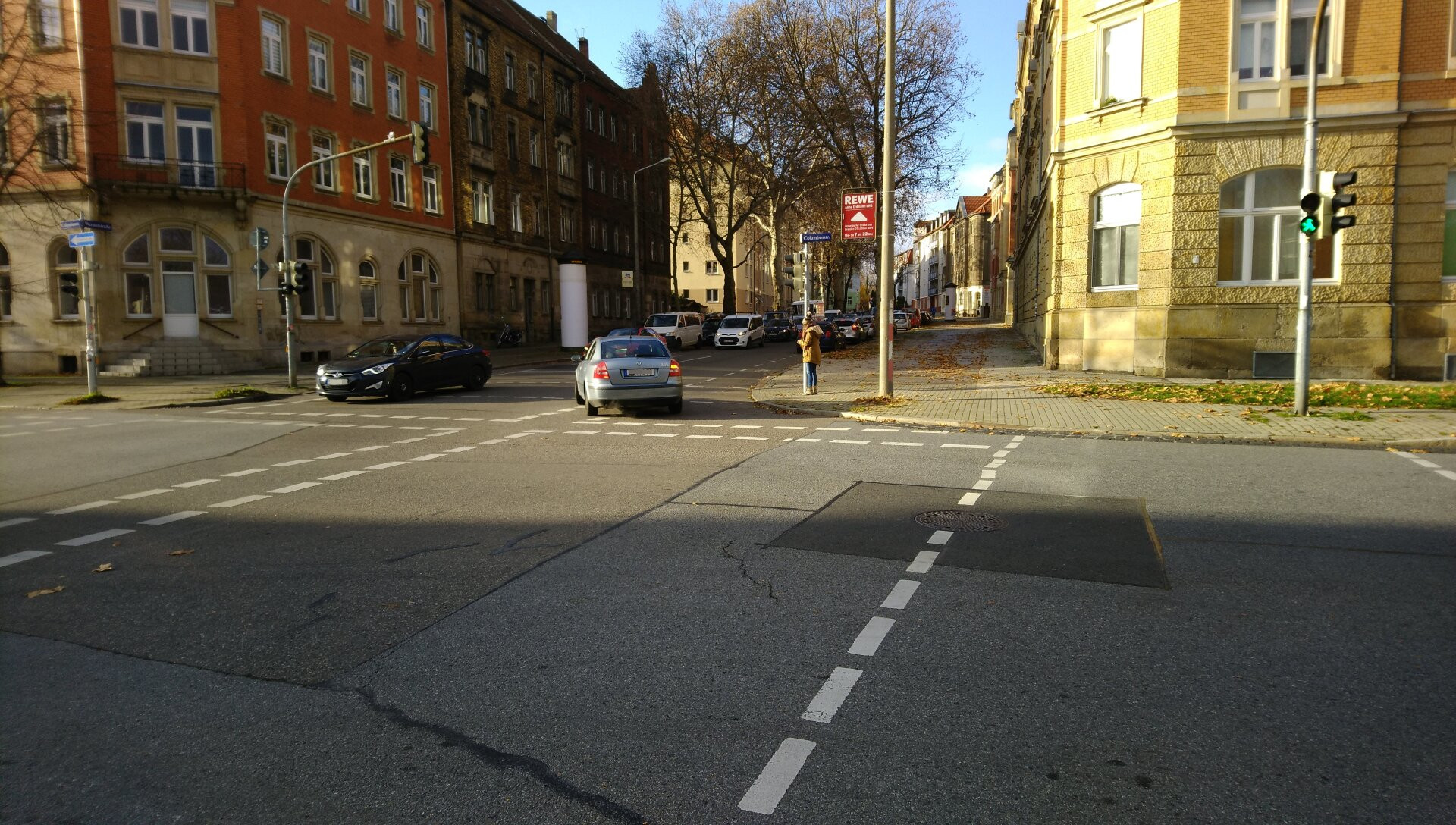 Wernerstraße soll sicherer werden
