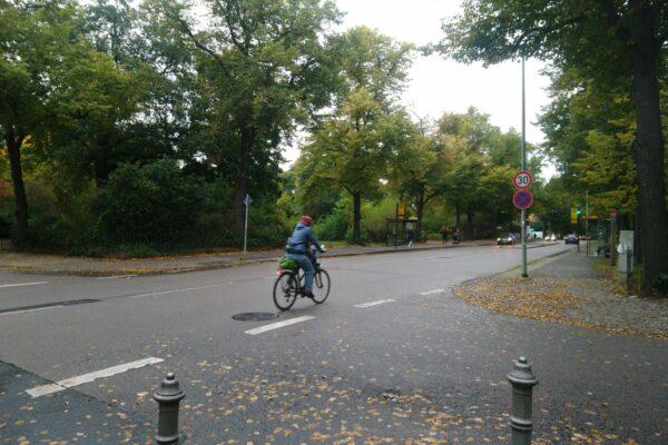 Tempo 30 in Löbtau – als Regel unerwünscht